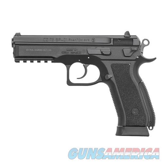 Czusa 75 Sp-01 Phantom 9Mm Poly Frame W/ Decocker 91258  Guns > Pistols > C Misc Pistols