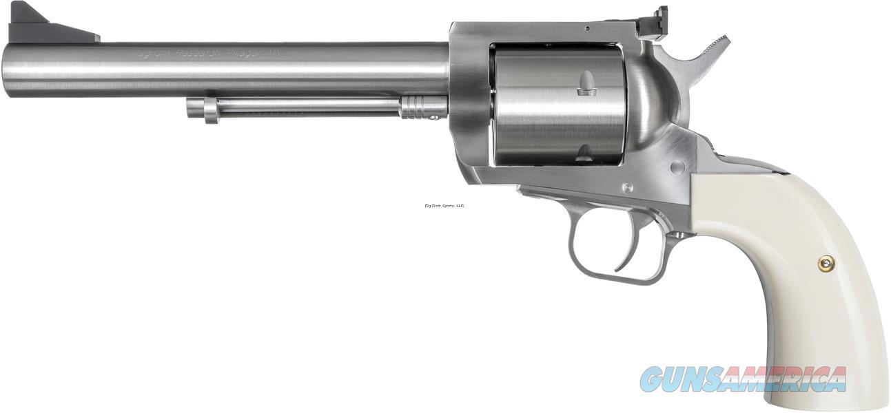 Magnum Research Bfr 454Cas 6.5 Bisley Grips BFR454C6B  Guns > Pistols > MN Misc Pistols