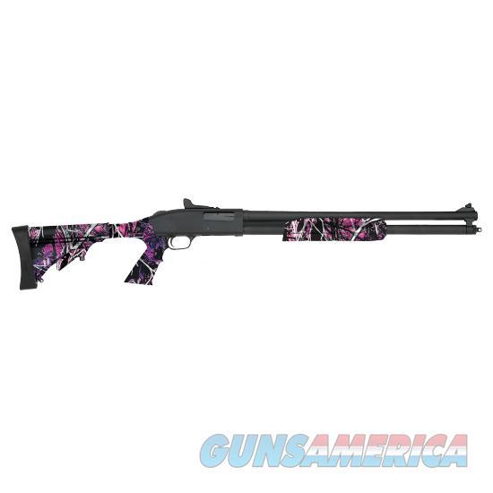 Mossberg 500 Sec 20Ga 20 Adj Stk 8Rd Muddy Girl 54303  Guns > Shotguns > MN Misc Shotguns