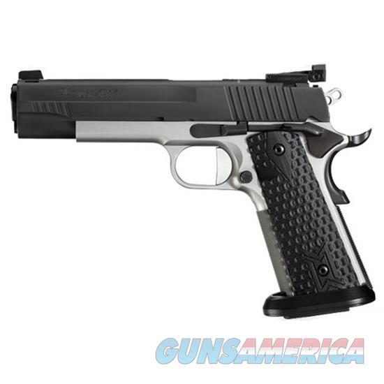 Sig Sauer 1911 45Acp Max Cust Comp Rev2tone 191145MAXM  Guns > Pistols > S Misc Pistols