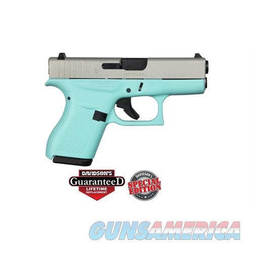 Glock 42 380 Pst 6Rd Fs Ckresa UI4250204CKRESA  Guns > Pistols > G Misc Pistols