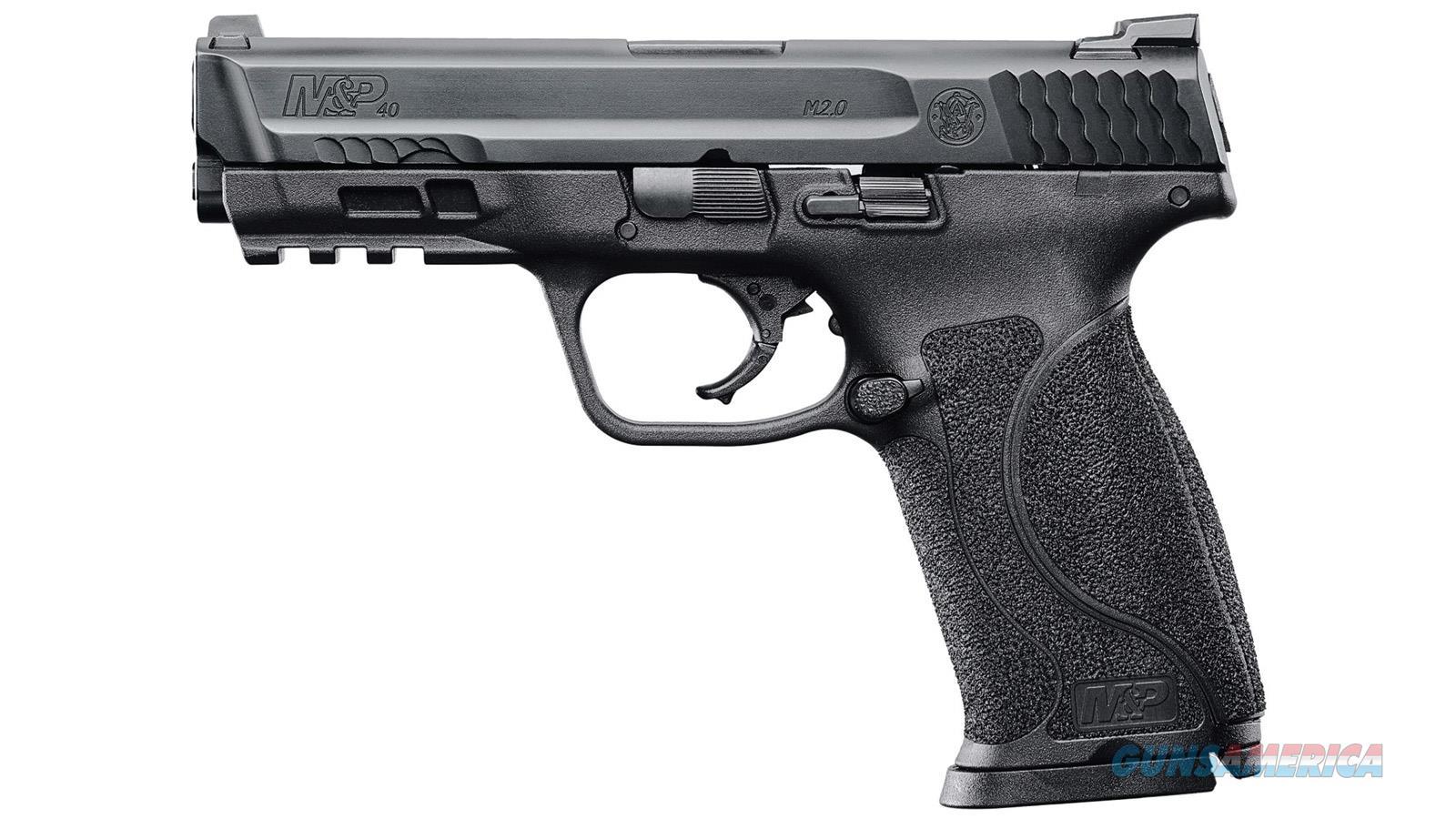 "Smith & Wesson M&P M2.0 40Sw 4.25"" 10Rd 11762  Guns > Pistols > S Misc Pistols"