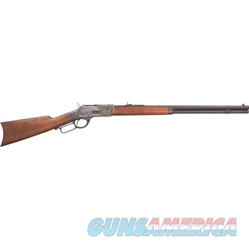 "Cimarron Firearms 1873 Sporting .44/40 24"" Octagon Cc/Blued Walnut CA242  Guns > Rifles > C Misc Rifles"