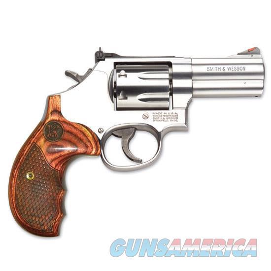 Talo 686 357Mag 3 Ss As Textured Brn Lam Grip SW 150713  Guns > Pistols > TU Misc Pistols