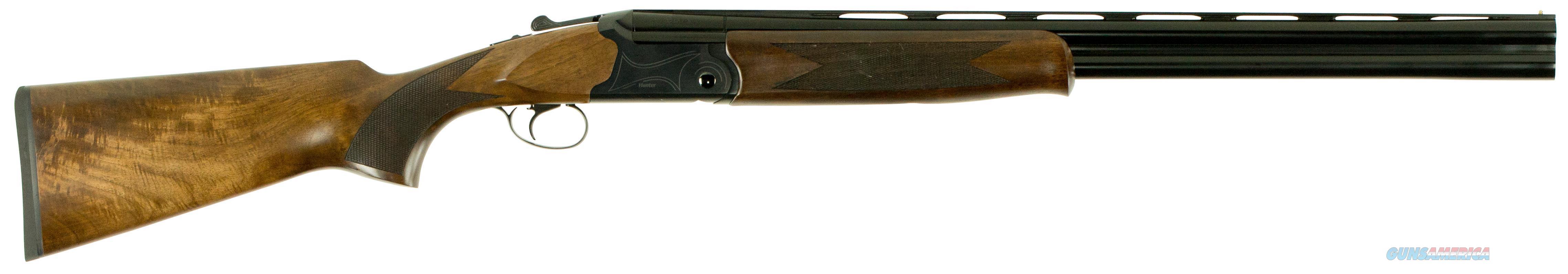 """Dickinson Oshunter Os Over/Under 12 Gauge 26"""" 3"""" Wood Stk White Steel OSHUNTER  Guns > Rifles > D Misc Rifles"""