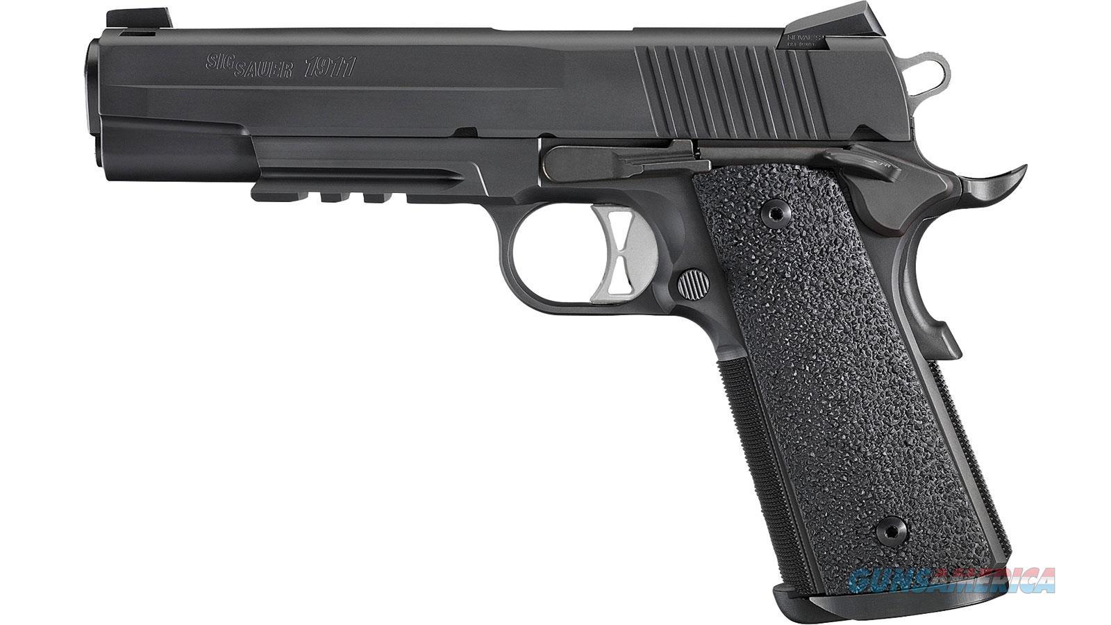 """Sig Sauer 1911R Tacops 10Mm 5"""" 8Rd 1911R-10-TACOPS  Guns > Pistols > S Misc Pistols"""