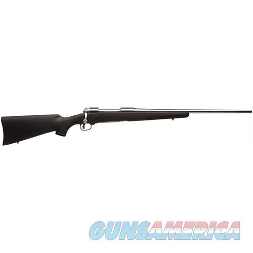 "Savage 17799 16/116 Fcss Bolt 270 Win 22"" 4+1 Accustock Black Stk Stainless Steel 17799  Guns > Rifles > S Misc Rifles"