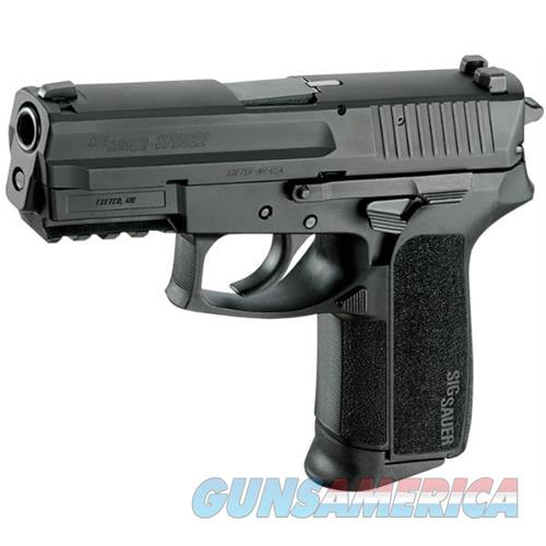 """Sig Sauer Sp202240bca Sp2022 Full Size *Ca Compliant* Single/Double 40 Smith & Wesson (S&W) 3.9"""" 10+1 Black Polymer Grip Black Nitron Stainless Steel SP2022-40-B-CA  Guns > Pistols > S Misc Pistols"""