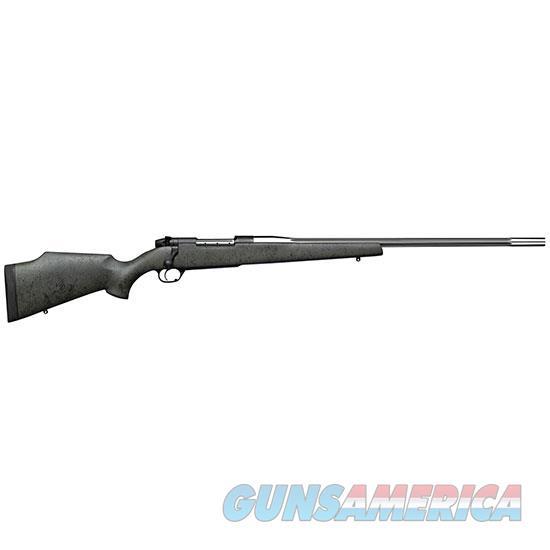 Weatherby 300Wby Mkv Accumark Rc 26 Gryblk Web MARM300WR6O  Guns > Rifles > W Misc Rifles