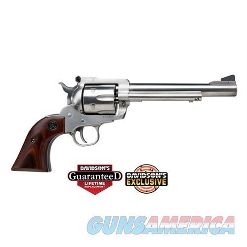 Ruger Blkhwk 41M Sa Rev 6.5S De 0409  Guns > Pistols > R Misc Pistols