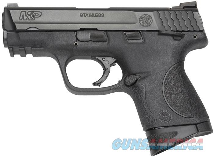 "SMITH & WESSON M&P 40 3.5"" 10R CMP-LSR GRP 120075  Guns > Pistols > Smith & Wesson Pistols - Autos > Polymer Frame"