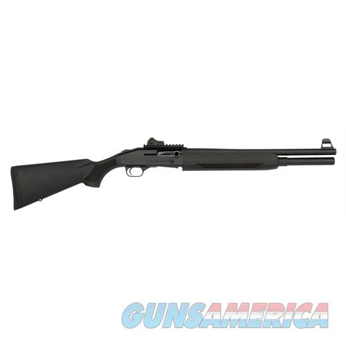"Mossberg 85360 930 Semi-Automatic 12 Gauge 18.5"" 3"" 7+1 Synthetic Blk Matte Blued 85360  Guns > Shotguns > MN Misc Shotguns"
