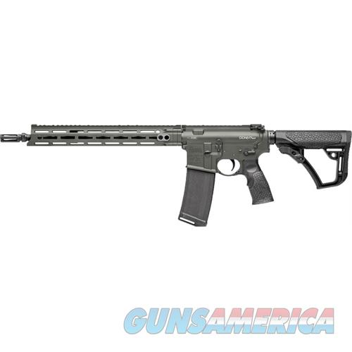 "Daniel Defense Def. M4 Carbine V7slw 5.56X45 14.5"" 32Rd M-Lok Green 02-128-01219-047  Guns > Rifles > D Misc Rifles"