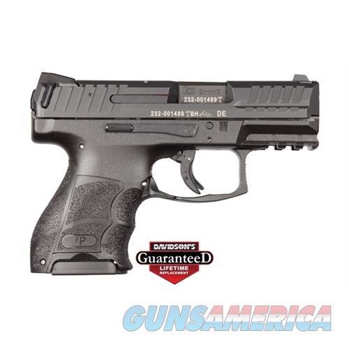 Heckler & Koch Vp9sk 9Mm Subcompact 10Rd 700009K-A5  Guns > Pistols > H Misc Pistols