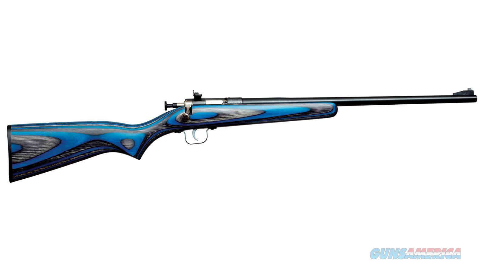 """Keystone Sporting Arms Crkt Blue 22S/L/Lr 16.125"""" KSA2222  Guns > Rifles > K Misc Rifles"""