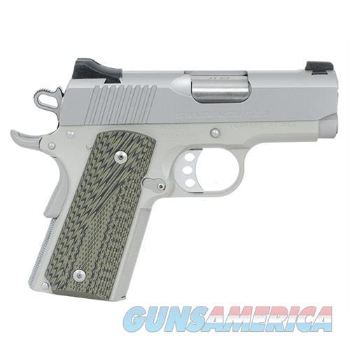 Kimber 45Acp Stainless Ultra Tl KIM3200348  Guns > Pistols > K Misc Pistols