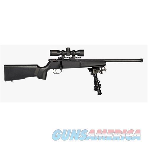 Savage Arms Rascal Tgt Xp Lh 22Lr 13836  Guns > Rifles > S Misc Rifles