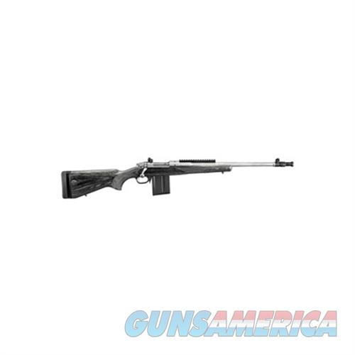 "Ruger Bolt-Action Gunsite Scout Rifle 308 Win 18.7""Bbl Mss 6822  Guns > Rifles > R Misc Rifles"
