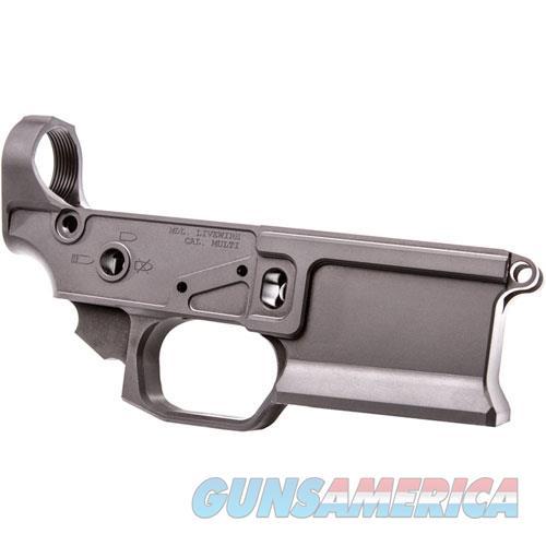 Sharps Bros. Bros. Livewire Ar-15 Stripped Lower Billet Aluminum LIVEWIRE  Guns > Rifles > S Misc Rifles