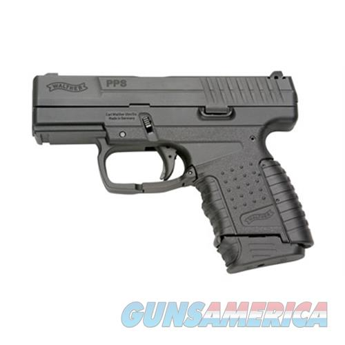 Walther Arms Pps 40Sw 3.2 6Rd Blk Ma Legal 2796384  Guns > Pistols > W Misc Pistols