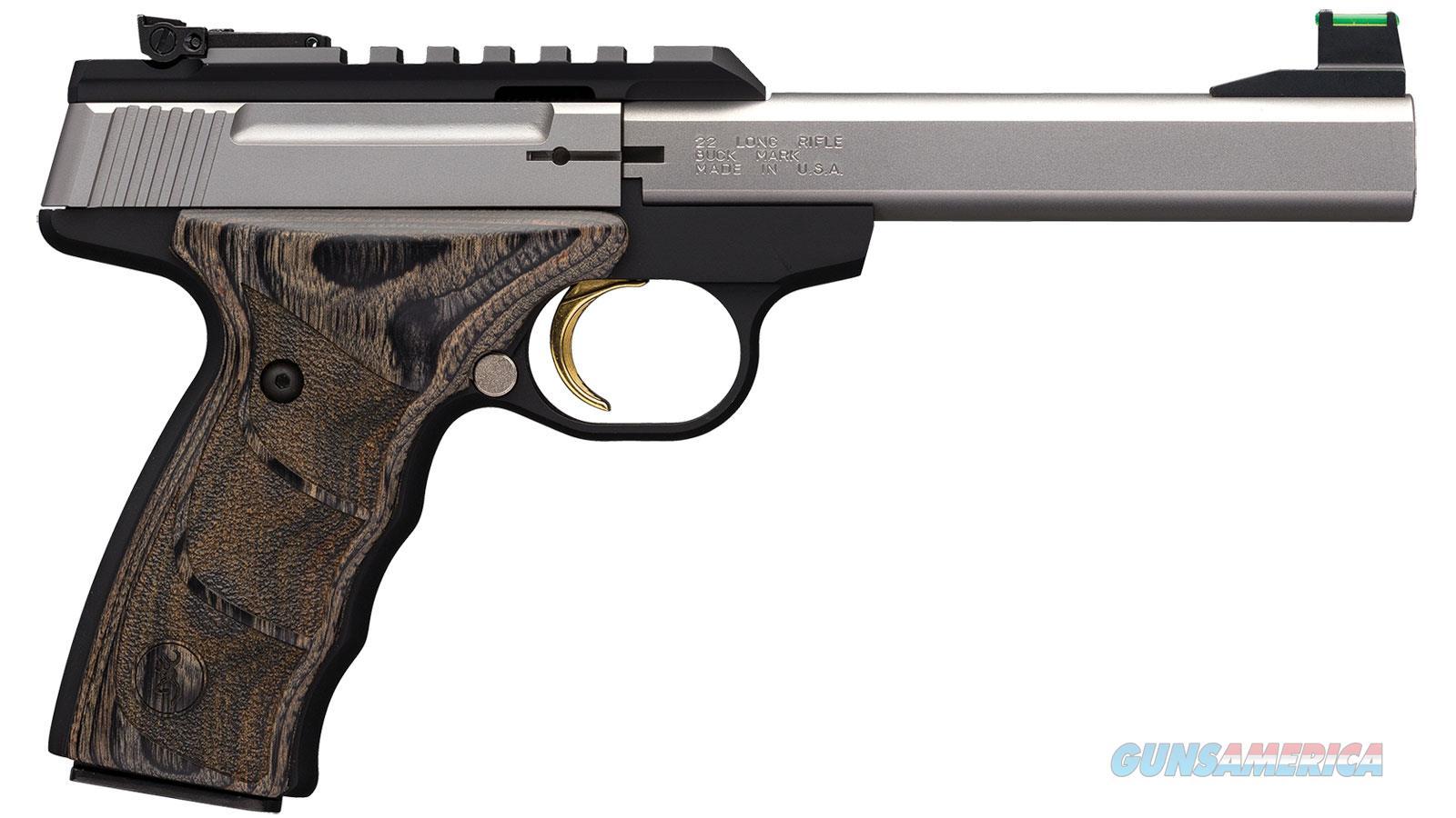Browning Buck Mark Plus Ss Udx 22Lr 5.5 Fos 10Rd 051531490  Guns > Pistols > B Misc Pistols