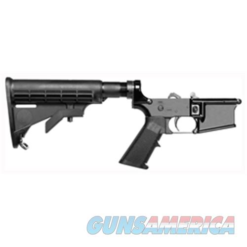 Dti Ar-15 Complete Lower W/Collapsible Stock 5.56Mm LR102  Guns > Rifles > D Misc Rifles