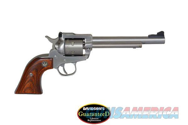 RUGER SGL6 17HMR SA REV 6.5SS AS 10662  Guns > Pistols > Ruger Single Action Revolvers > Single Six Type