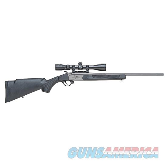 Traditions Outfitter G2 44Mag 22 Blk Syn 3-9X40 & Cas CR5441120DC  Guns > Rifles > Traditions Rifles