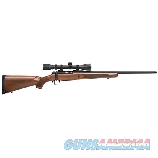 Mossberg Patriot 6.5Creed 22 Wood Blue Combo 28000  Guns > Rifles > MN Misc Rifles