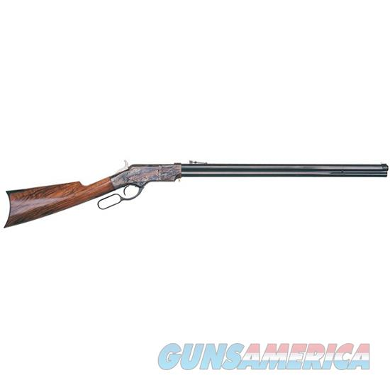 TAYLOR'S & CO UBERTI 1860 HENRY 45LC STEEL OCT BARREL 199A  Guns > Rifles > Taylors & Co. Rifles > Winchester Lever Type