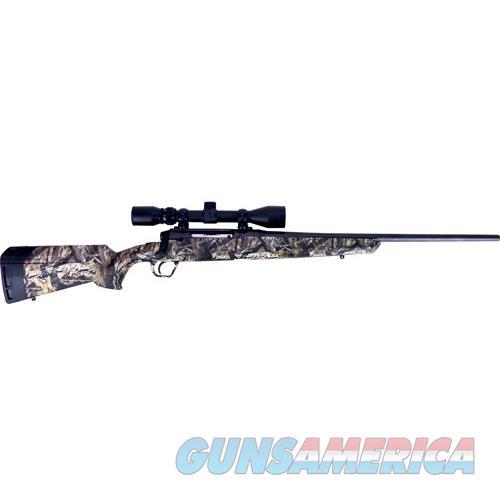 "Savage Axis Xp .270 22"" 3-9X40 Matte/Camo Ergo Stock 57281  Guns > Rifles > S Misc Rifles"