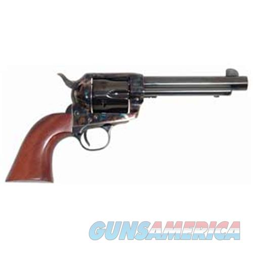 "Cimarron Firearms Frontier .38Spl/.357 Pw Fs 5.5"" Cc/Blued Walnut PP401  Guns > Pistols > C Misc Pistols"