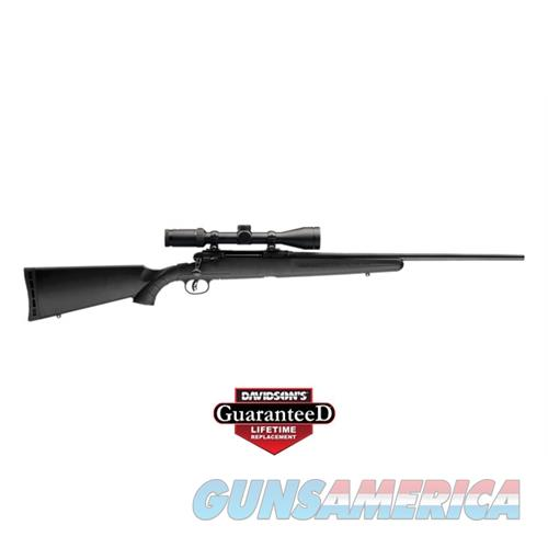 Savage Arms Axis Xp 6.5Creed 22 Weaver 3-9X40 57259  Guns > Rifles > S Misc Rifles