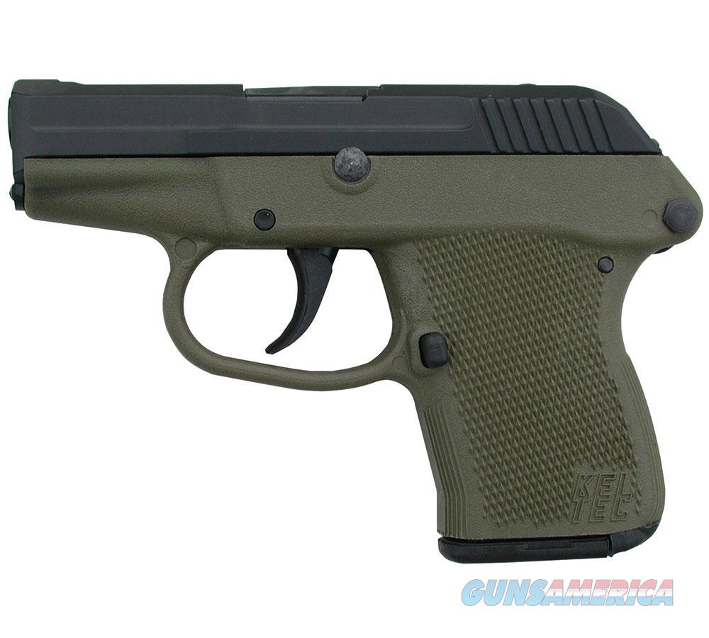 "Kel-Tec P-32 32Acp 2.68"" B/Odg Fs       Dao 1/ 7 P32BGRN  Guns > Pistols > K Misc Pistols"
