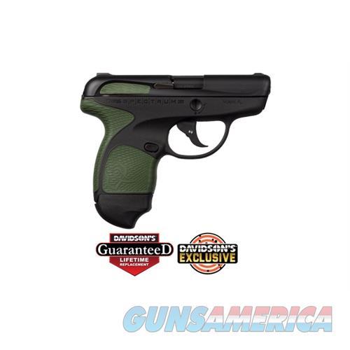 Taurus Spectrum 380 Pst Bk/Ag/Blk 1-007031-122  Guns > Pistols > TU Misc Pistols