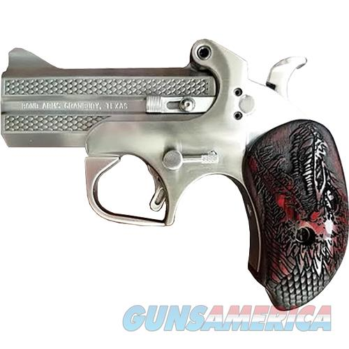 "Bond Arms Arms Dragon Slayer .357/ .38Spl 3.5"" 1 Of 500 (Talo) BADS-357/38  Guns > Pistols > B Misc Pistols"