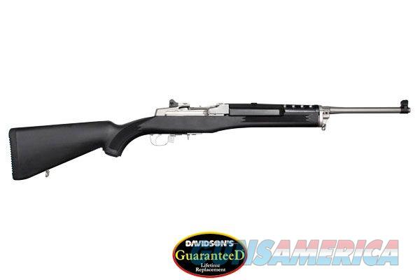 RUGER MINI-14 RNCH 222 SS SYN 5R 5823-RUG  Guns > Rifles > R Misc Rifles