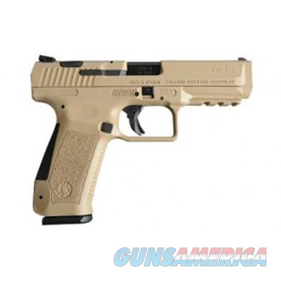 Tp9sf Desert Pistol 9Mm W/2 10Rd Mags Special Forces Edition HG3790D-N  Guns > Pistols > Canik USA Pistols