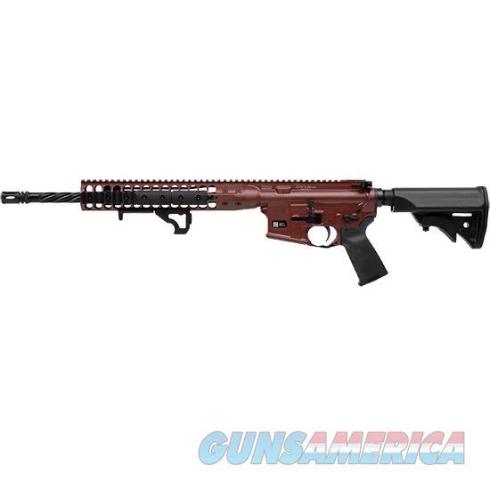 Lwrc Ic Di 5.56Mm 16 Flat Dark Red Cali Comp ICDIR5FDR16CAC  Guns > Rifles > L Misc Rifles