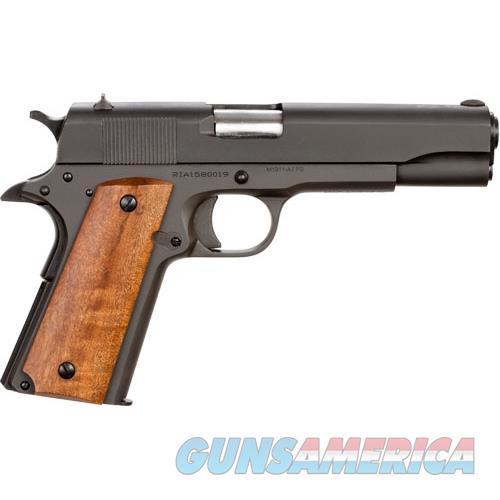 "Armscor/Rock Island Gi Standard Fs 9Mm 5"" 9Rd 51615  Guns > Pistols > A Misc Pistols"