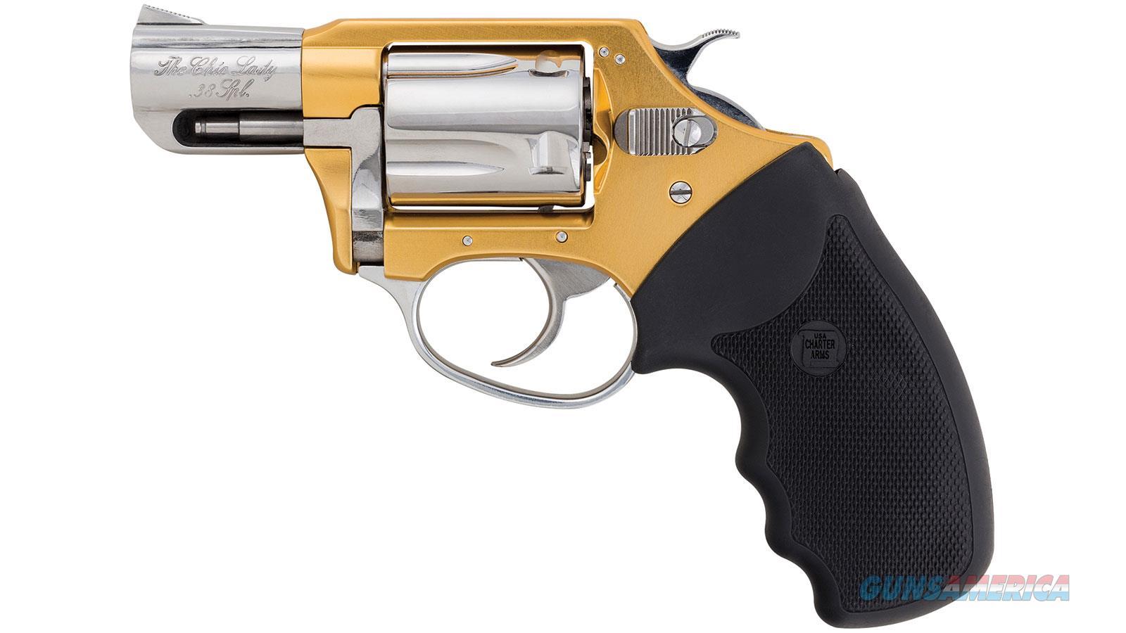 "Charter Arms Chik Lady 38Spl 2"" 5Rd 53899  Guns > Pistols > C Misc Pistols"