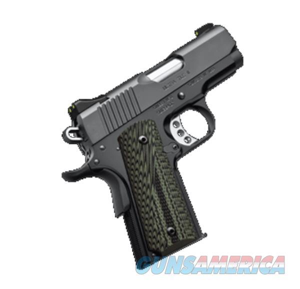 Kimber 45Acp Ultra Tle Ii KIM3200341  Guns > Pistols > K Misc Pistols