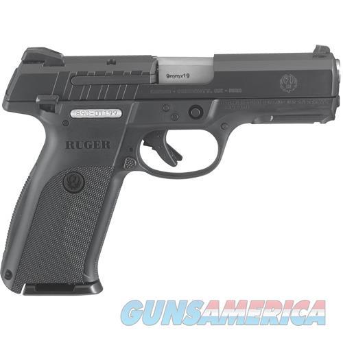Ruger 9E 9Mm Luger 10-Sh Fs Nitridox Black Slide/Blk Syn * 3341  Guns > Pistols > R Misc Pistols