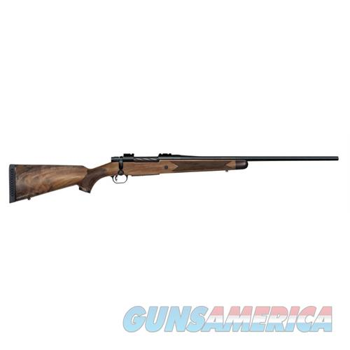 "Mossberg 27987 Patriot Revere Bolt 300 Winchester Magnum 24"" 4+1 Walnut Stk Blue 27987  Guns > Rifles > MN Misc Rifles"