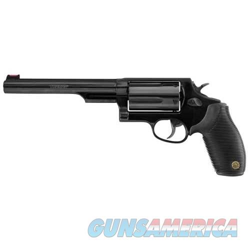 "Taurus Judge .45Lc/410-2.5"" 6.5"" Fs 5-Shot Blued Rubber 2441061T  Guns > Pistols > TU Misc Pistols"