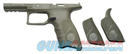 BERETTA USA E01643 APX GRIP FRAME OD GREEN POLYMER E01643  Guns > Rifles > B Misc Rifles