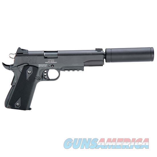 American Tactical Gsg 1911 22Lr 5 Ad Ops Faux Suppressor GERG1911ADOP  Guns > Pistols > A Misc Pistols