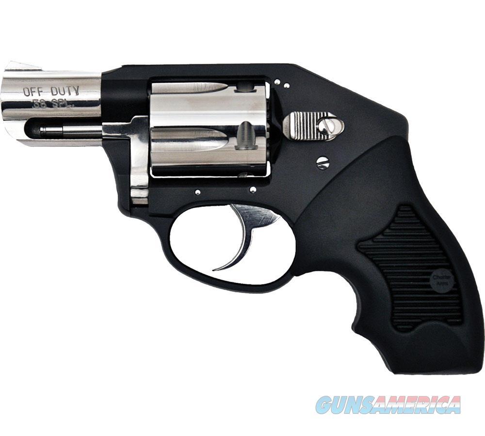 """Charter Arms Off Duty 38Spl 2"""" Bl Comp 53921  Guns > Pistols > C Misc Pistols"""