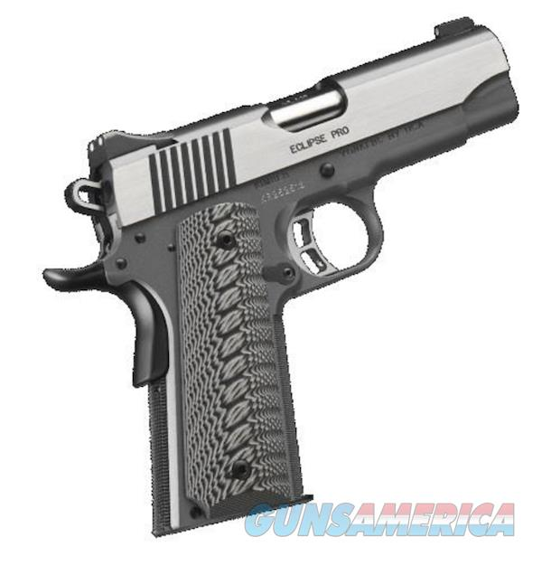 Kimber 45Acp Eclipse Pro KIM3000240  Guns > Pistols > K Misc Pistols