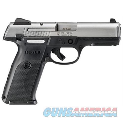 Ruger Sr40 40Sw 4.14 3470  Guns > Pistols > R Misc Pistols